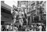 Gundam @ Hong Kong Times Square 2015