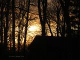 Setting Sun, March 14, 2014