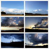 One Stormy Evening!