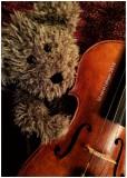 Bear and Violin