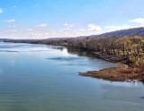 Ohio River at Milton, Kentucky