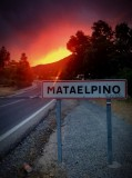 El cielo arde en Mataelpino