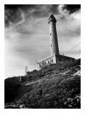 El faro de Cabo de Palos (hace muuuucho)