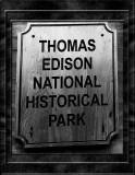 2013 Thomas Edison Museum  West Orange, NJ (B&W)