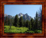 July 8 Sawtooth Mountains Idaho