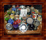 My Paperweight Collection