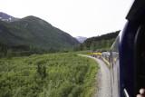 The Alaska Railroad to Fairbanks