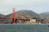 Golden Gate north pylon