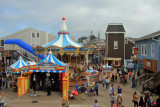 The famous Pier 39