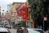 China Town of San Francisco