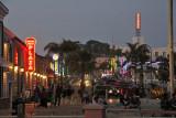 Late evening in Pismo Beach