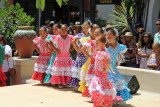 Flamenco show in Santa Barbara