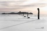 Winter with long shadows / Vinter med lange skygger