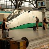 A pastime to next train / Lidt tidsfordiv til næste tog