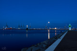 Night at the harbour / Nat i havnen