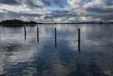 Reflections in the sea / Reflektioner i havet