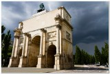 Siegestor Monument