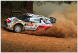 Meeke & Patterson with Citroen DS3