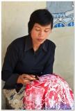 Batik Dyeing