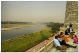 The Other Side of the Yamuna River