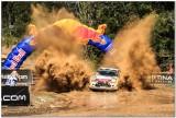 Meeke at WRC 2014 Rally Australia