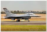 USAF F-16C Fighting Falcon