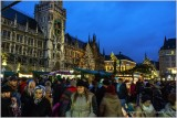 Night Christmas Market