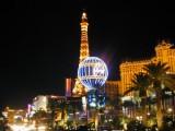 Downtown Vegas at Night