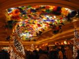 Bellagio Ceiling near the Entrance