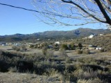 A view outside of Peeples Valley