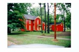 A red house in MI