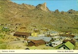 Oatman AZ Old postcard