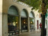 Starbuck's Across from IU