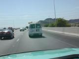 I-101 West towards home