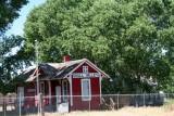 Skull Valley Train Depot