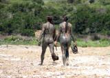 Mud People at Espalmador