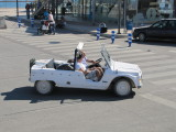 Citroen Mehari - The Perfect Car For Formentera