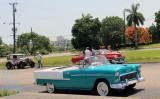 On the Street in Cuba