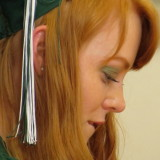 Charlotte at Graduation