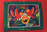 Mola Textile In Panama