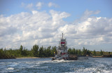 Tug on the St Lucie River