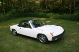 1970 Porsche 914-6   VIN: 9140430300