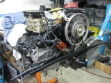 Porsche 2.0 Ltr. Numbers Matching Engine, Type 901/38 SN: 6404189