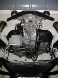 Engine & Transmission Installed