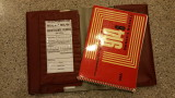 Porsche Maintinance Record Book & Owners Manual