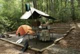 Lake James Camping [gallery]