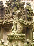 Detail  from  the  Courtyard  fountain