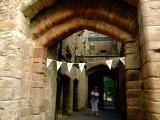 Ann  in  the  entrance.