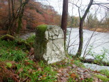 Memorial  to  an  Otter  Hound.