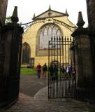 Some  auld  kirk  in  Edinburgh